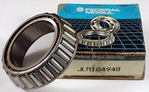 BCA Federal Mogul JLM104948 Wheel Bearing, Axle Differential Bearing, New In Box