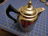 VINTAGE ROYAL ROCHESTER COFFEE TEA POT 4 PINT ROCHESTER NEW YORK