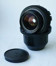 Carl Zeiss Distagon f/2.8 25mm PL-MOUNT LENS ARRIFLEX ARRI Red One 35MM