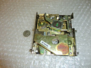 Pinball & More 10 Cent Coin Mech, Dime, Tested Working! Ready to Install, #1