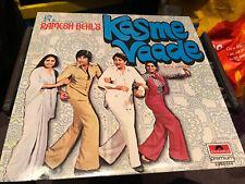 Kasme Vaade LP R D Burman Bollywood Hindi Rare Vinyl Amitabh Bachchan 1977 India