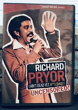 Richard Pryor Aint Dead Yet Uncensored Comedy Central Dvd Vintage Chappell Rock