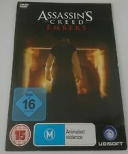 ASSASSIN'S CREED EMBERS : DVD FILM UBISOFT [Collector - PS3/Xbox360/PC]