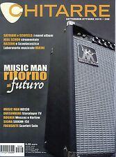 Chitarre 2015 348#Music man,Joe Satriani,Neal Schon,John Scofield,Sterling Ball