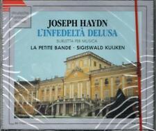 Haydn: L'infedelta' Delusa / Kuijken, Argenta, Pregardien, La Petite Bande CD