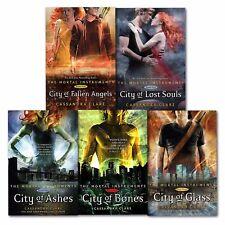 The Mortal Instruments Book Set (1-5)