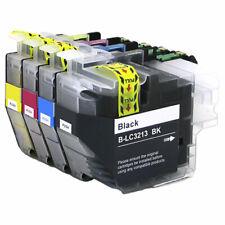 Cartucho tinta BROTHER LC-3213 XL generico pack de 4 NON OEM
