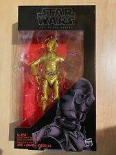 STAR WARS BLACK SERIES C-3PO RED ARM 29 MISB NEW 6 INCH