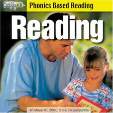 NEW Phonics Based Reading CD SimplyMedia Family Home Collection + Free Shipping
