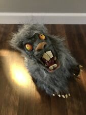 Rare Paper Magic Group Scary Evil Rat Rodent Halloween Prop Stuffed Animal 2003