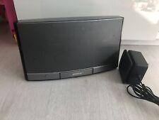 Bose SoundDock Portable Digital Music System Black Rechargeable Battery _0717