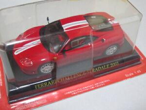 Ferrari CHALLENGE STRADALE 2003 IXO 1/43 Scale