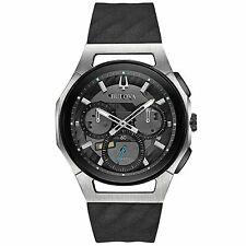 Bulova Curv 98A161 44mm Men's Chronograph Precisionist Watch
