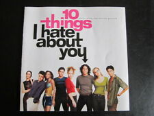 10 Things I Hate About You (Movie Soundtrack) - V/A: 1999 Hollywood CD Album