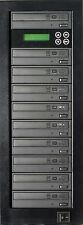 MediaStor #a08 1-9, 1 to 9 Target 24X DVD LiteOn Burner Duplicator Replication