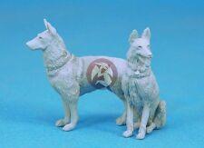 Legend 1/35 K-9 German Shepherd Dogs Set (Military / Police) (2 Dogs) LF0121
