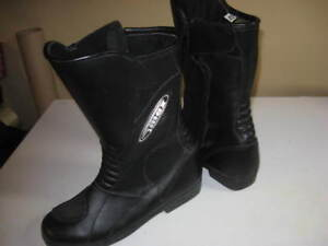 GMAX deluxe black riding boots - new size Euro 42 - Size 9 -