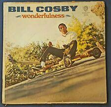 BILL COSBY - WONDERFULNESS - Vinyl LP - W 1634 - BEST PRICE on ebay!!! 😀