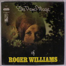 ROGER WILLIAMS: The Piano Magic Of Roger Williams LP Sealed (3 LPs, box set, Co