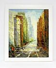 Oil Painting 20 x 24 Art Oil Painting on Canvas w/Custom Frame