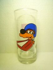 GREAT COCA COLA GLASS 1. OLYMPIC GAMES 1984 SARAJEVO VUCKO MASCOT EX RARE