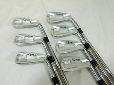 New Honma Tour World 737Vn Iron set 4-10 Irons DG AMT s300 Stiff Steel