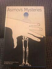 Asimov's Mysteries by Isaac Asimov BCE HCDJ 1968