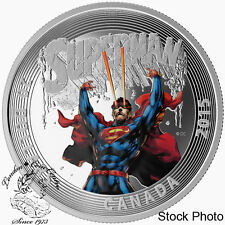 Canada 2015 $20 Iconic Superman™ Comic Book Covers: Superman #28 Silver Coin