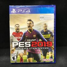 PES 2019 Pro Evolution Soccer 2019 (Playstation 4) Brandneu/Region Free