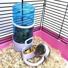 Cydnlive Automatic Pet Feeder, Hamster Hedgepig Rabbit Bird Small Animal Feeding