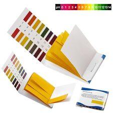160Stück 1-14 pH-Wert Teststreifen Indikatorpapier Strips Messung Wassertest HOT