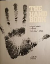 The Hand Book:Insight, Health, Intuition. LIKE NEW