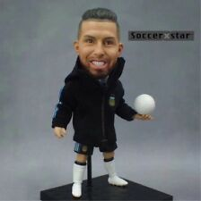 Newest Cool Soccer Star Aguero Argentina Sport Gift Toy 12cm Action Figure