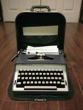 Typewriter Monarch by Remington