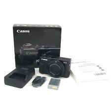Canon PowerShot G7X Mark II G7X II Digital Camera #NO9321