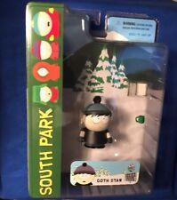 South Park Goth Stan Mezco Figure Series 4 CLOSED MOUTH VARIANT MEZCO