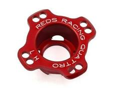 Reds Racing 4 Shoe (L-M-H) Quattro Front Plate Cover V2 -  REDMUQU0047