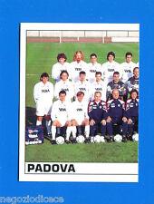 CALCIATORI PANINI 1995-96 Figurina-Sticker n. 192 - PADOVA PARTE SX -New