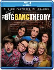 The Big Bang Theory: The Complete Eighth Season [New Blu-ray] Boxed Set, UV/HD