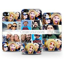 Create Your Own Custom Design Photo Collage Personalised Case for Apple iPhone