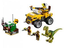 LEGO 5884 - Dino: Raptor Chase - 2012 - NO BOX