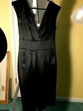 Alberta Ferretti Dress Size 6 Black
