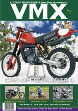 VMX Vintage MX & Dirt Bike AHRMA Magazine - Issue #45