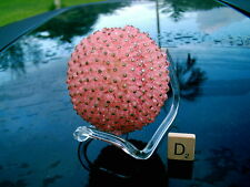 VINTAGE PINNED JEWELED FRUIT  PEACH  (D)  TAKE A LOOK