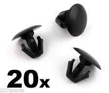 20x Honda Rubber Seal Weatherstrip Clip- Bonnet Edge Seal, Hood Seal Clip