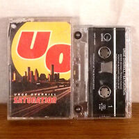 Urge Overkill Saturation Tape Cassette Album Geffen plays great