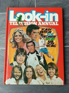 LOOK-IN TELEVISION ANNUAL 1978 - EXCELLENT CONDITION