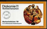 Berlin Diakonie Markenheftchen 1989 MiNr. 859 postfrisch MNH (Q155