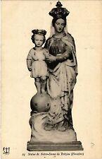 CPA Statue de Notre-Dame da Trézien (Finistere) (458287)