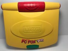 VTECH LITTLE SMART LETTER FUN WITH PHONICS  EDUCATIONAL laptop PC - Works Great